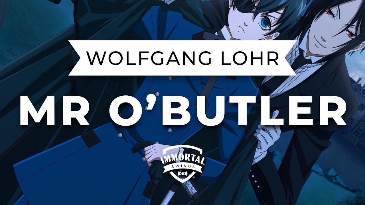 Jive Me - Mr O'Butler | Wolfgang Lohr Remix (Electro Swing)