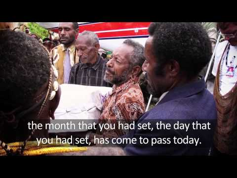 Kimyal New Testament Bible Launch Papua New Guinea missionary work