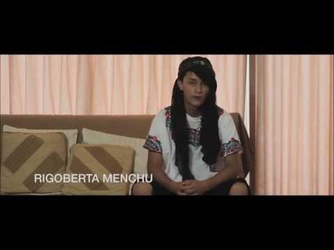 Rigoberta Menchu - Biography Interviews (ENGLISH PROJECT)