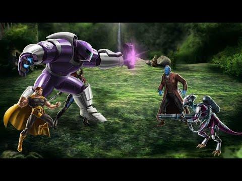 Marvel: Avengers Alliance Part 640: A Ravounus Fight