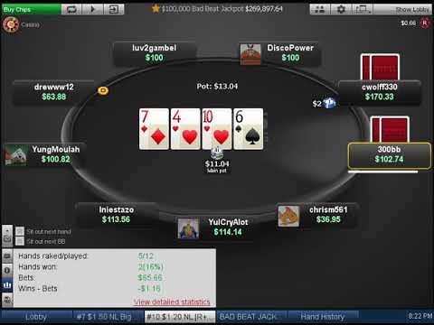 $0.50/1 Grinding Betonline Poker