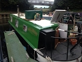 35 ft liveaboard narrowboat - GBP 22,000
