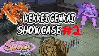 [KGs] Shinobi Life | KEKKEI GENKAIS SHOWCASE! #2 | ROBLOX
