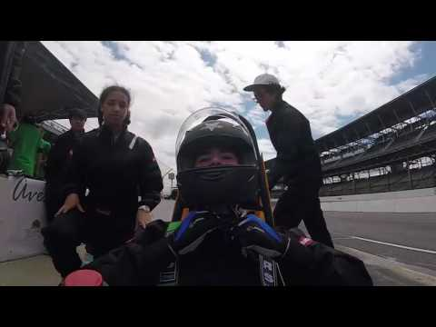 Sycamore High Students Race Electric Car At Indianapolis Speedway