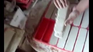 Производство,Декоративный камень - сделай сам!!!!(Тонкий гипсовый камень