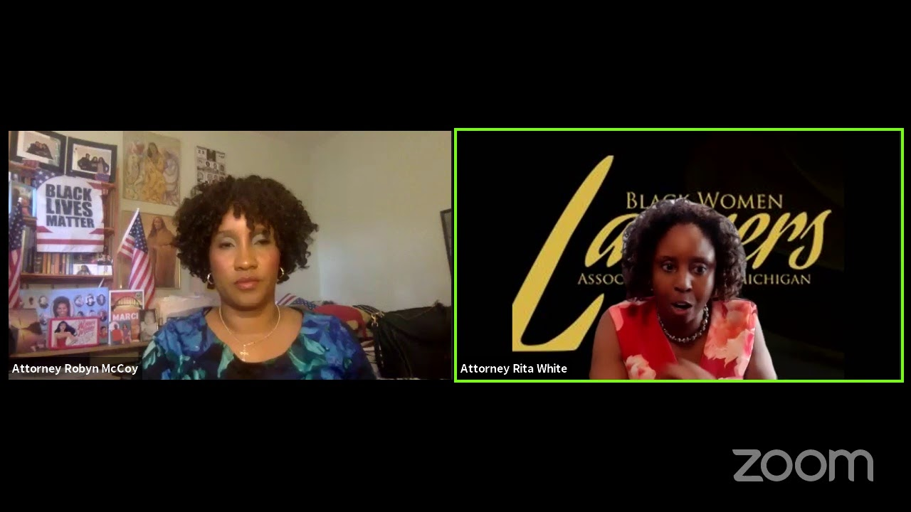 Robyn Legal Interview with Atty Rita O. White!