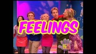 Feelings - Hi-5 - Season 2 Song of the Week