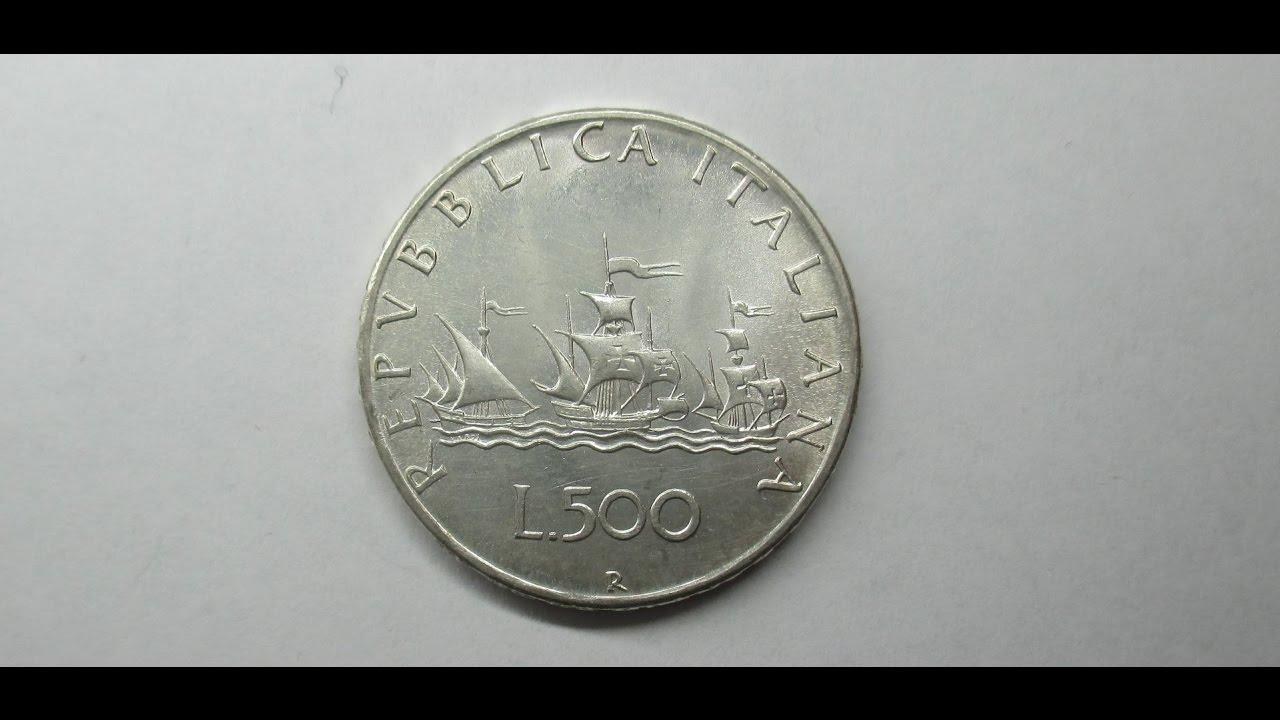 0b2951e118 Moneta 500 Lire