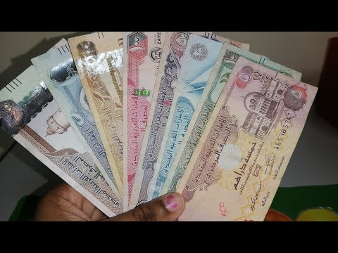 Cost of living in dubai 🤔/U.A.E currency to Indian Currency value/Salary details and works.