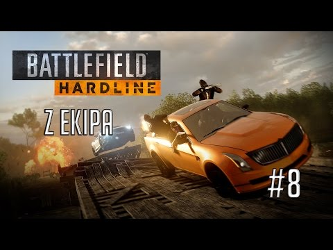 Battlefield: Hardline z ekipą #8