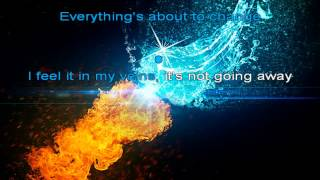 Thousand Foot Krutch – War of Change Karaoke By Gedefun
