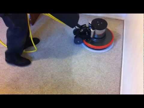 JKT Carpet Low Moisture Cleaning