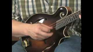 "Collings MF5 Mandolin - Jesse Cobb - ""Billy in the Low Ground"""