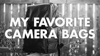 My Favorite Camera Bags