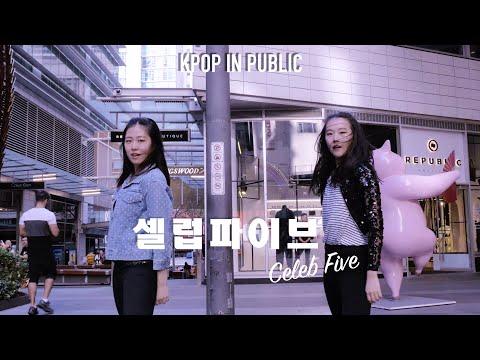 "[KPOP IN PUBLIC] Celeb Five(셀럽파이브) - ""Celeb Five (I wanna be a Celeb)"" Dance Cover by MONOCHROME"