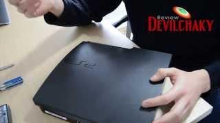 Cambiar el disco duro de PS3 Slim | Tutorial