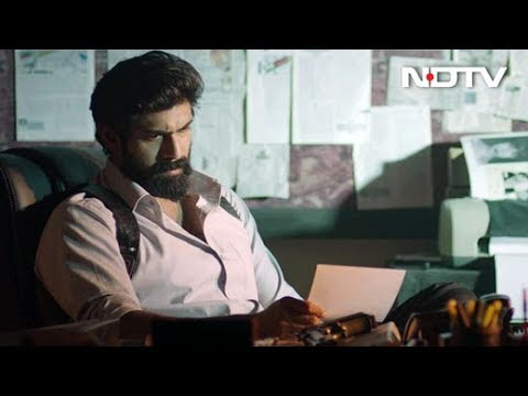 Watch: Rana Daggubati Will Be Watching Netflix's The Punisher