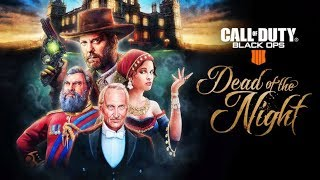 Dead of the Night - Rounds 190-201 - BO4  Zombies - Call of Duty: Black Ops 4