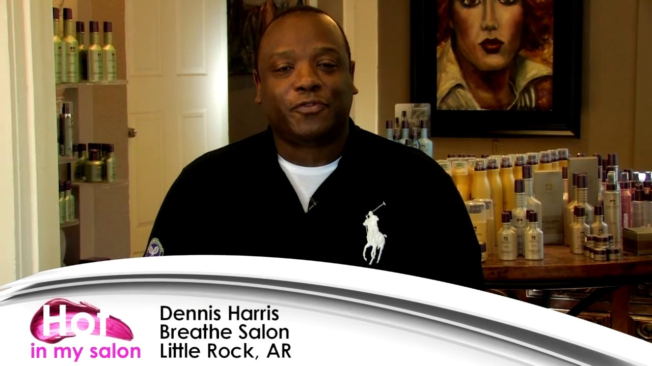 hot in my salon breathe salon little rock ar youtube