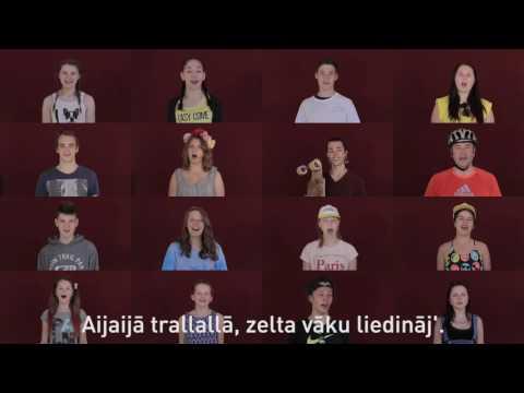 Rīga dimd - dziedam kopā  ZZ Festivāls 2016
