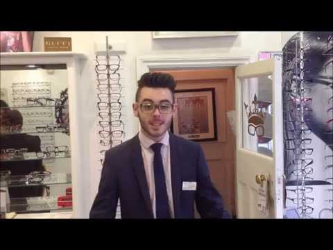 London Fashion Week in the best Opticians in Enfield