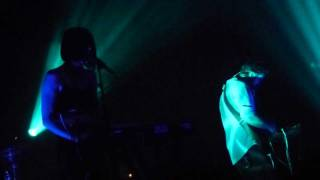 Phantogram - 10,000 Claps LIVE HD (2011) Henry Fonda Theater