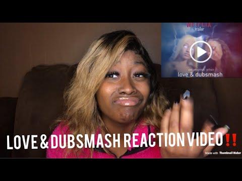 LOVE & DUBSMASH REACTION VIDEO‼️