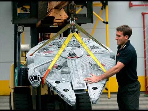 Lego star wars the biggest creations and collections (cool) - YouTube