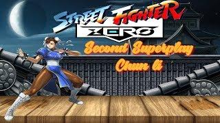Street Fighter Zero - Chun-li【TAS】
