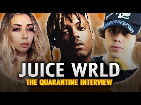 The Kid LAROI Reflects On Juice WRLD With Ally Lotti For 'Rap TV'