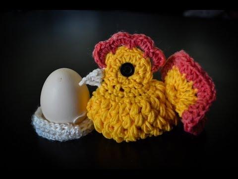 Kurka Wielkanocna na szydełku/ cock on crochet