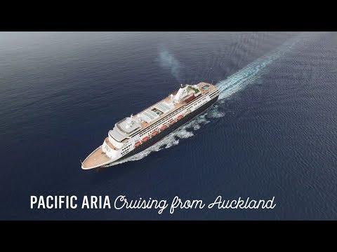 Pacific Aria Cruising From Auckland | P&O Cruises Australia