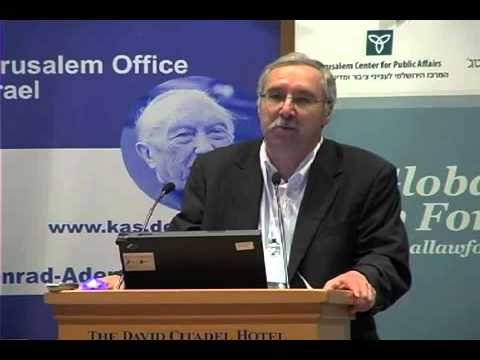"Prof. Gerald Steinberg: NGOs Commit ""Lawfare"" Against Israel"