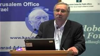 """Prof. Gerald Steinberg: NGOs Commit """"Lawfare"""" Against Israel"""