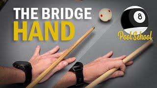 The Bridge Hand - P๐ol Basics | Pool School