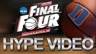 Duke Final Four Hype Video
