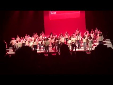 Bakersfield High School Choirs: Bel Canto - Red