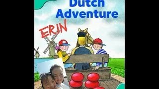 ERIN-Oxford Reading Tree #Dutch Adventure 1(ORT Level 9)