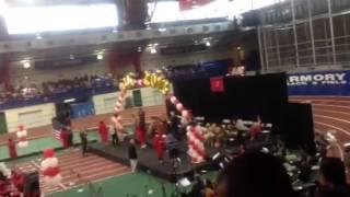 Dewitt Clinton Graduates 2013 .