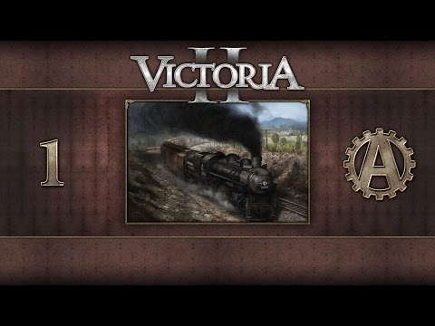 Victoria 2 The USA Humble Beginnings Lets Learn