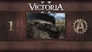 Victoria 2 The USA Humble Beginnings Lets Learn 1