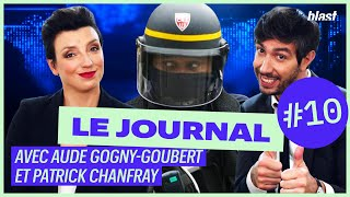 LE JOURNAL 10 : #Abstention #Europe1 #RaveParty