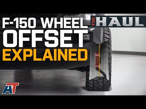 Truck Wheel Offset Explained | How To Choose Wheel Offset For Your Ford F150  - The Haul