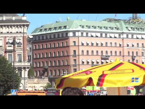 Enjoy exploring the many attractions in Stockholm Sweden with Eva's Best Luxury Travel!
