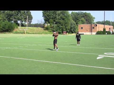 Devon Brown vs Josh Bush part 4