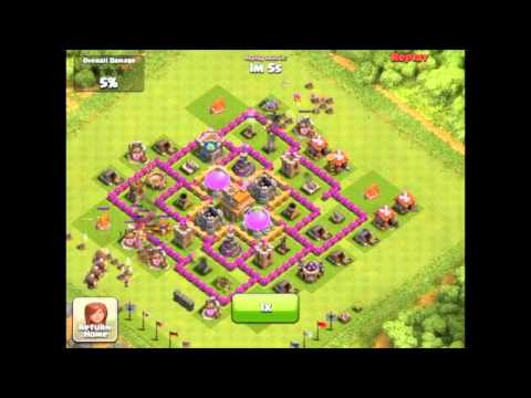 Clash of Clans Pt. 2 Benefits of Spring Traps