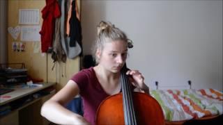 Photograph - Ed Sheeran- Cello Cover