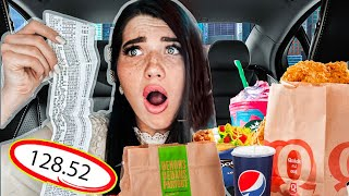 Letting STRANGERS Decide What i Eat for 24 HOURS!