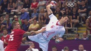 Croatia Wins Men