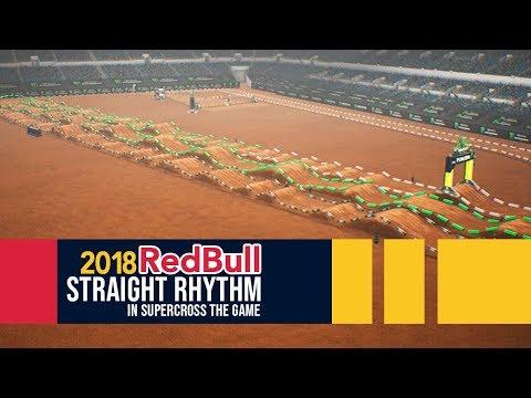 2018 Red Bull Straight Rhythm - Monster Energy Supercross The Game